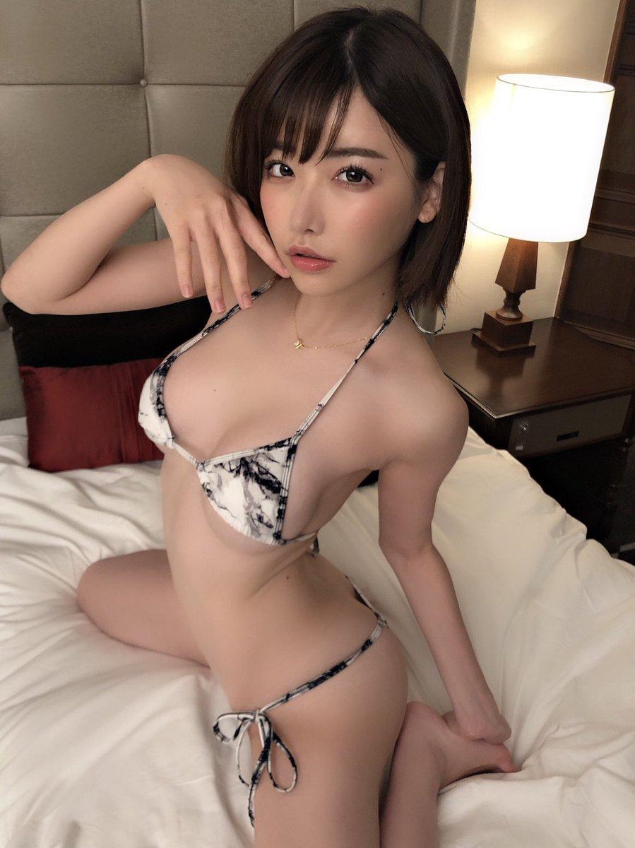 可愛い巨乳美女の超絶SEX、深田えいみ (4)