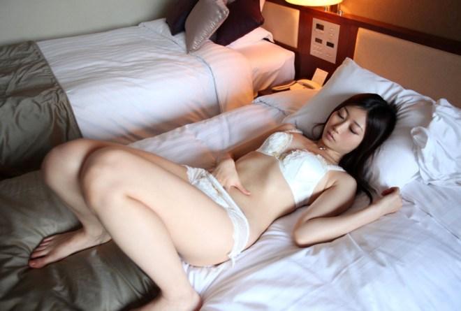モデル級美女の淫乱SEX、黒川すみれ (4)
