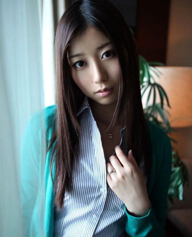 モデル級美女の淫乱SEX、黒川すみれ (2)
