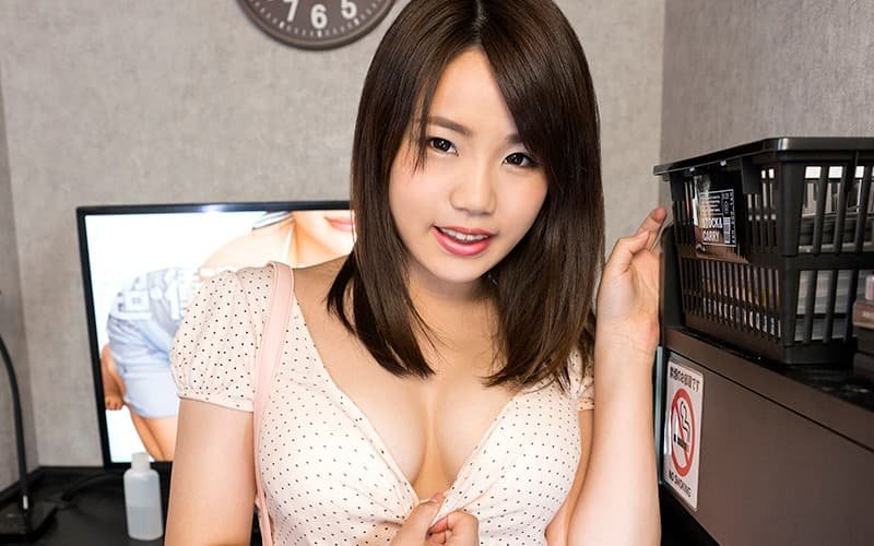 巨乳の陸上部員が激しくSEX、持田栞里 (7)