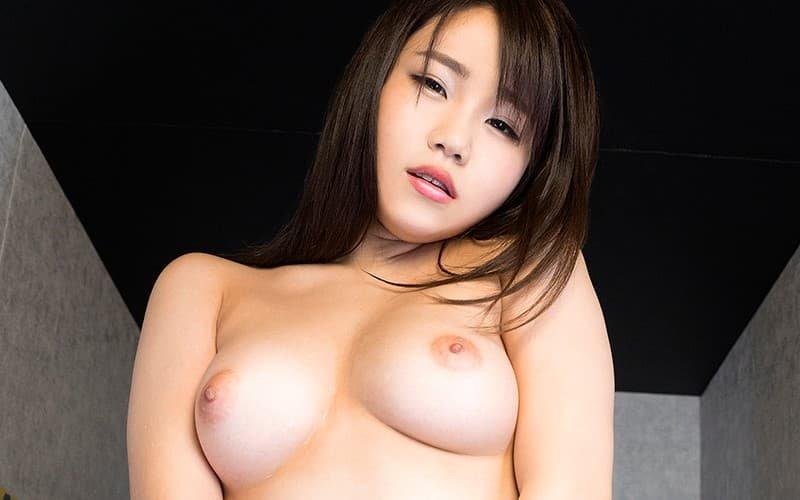 巨乳の陸上部員が激しくSEX、持田栞里 (9)