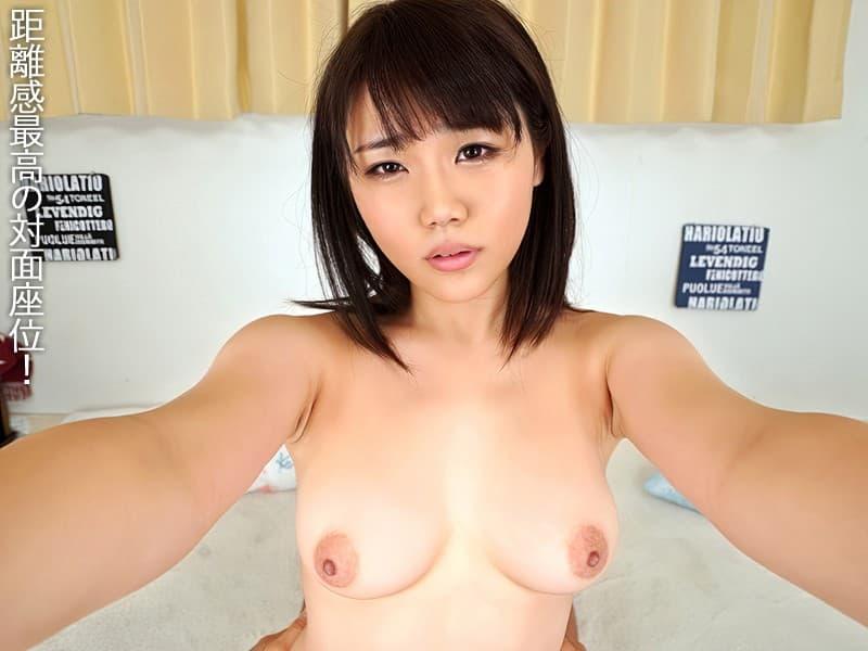 巨乳の陸上部員が激しくSEX、持田栞里 (17)