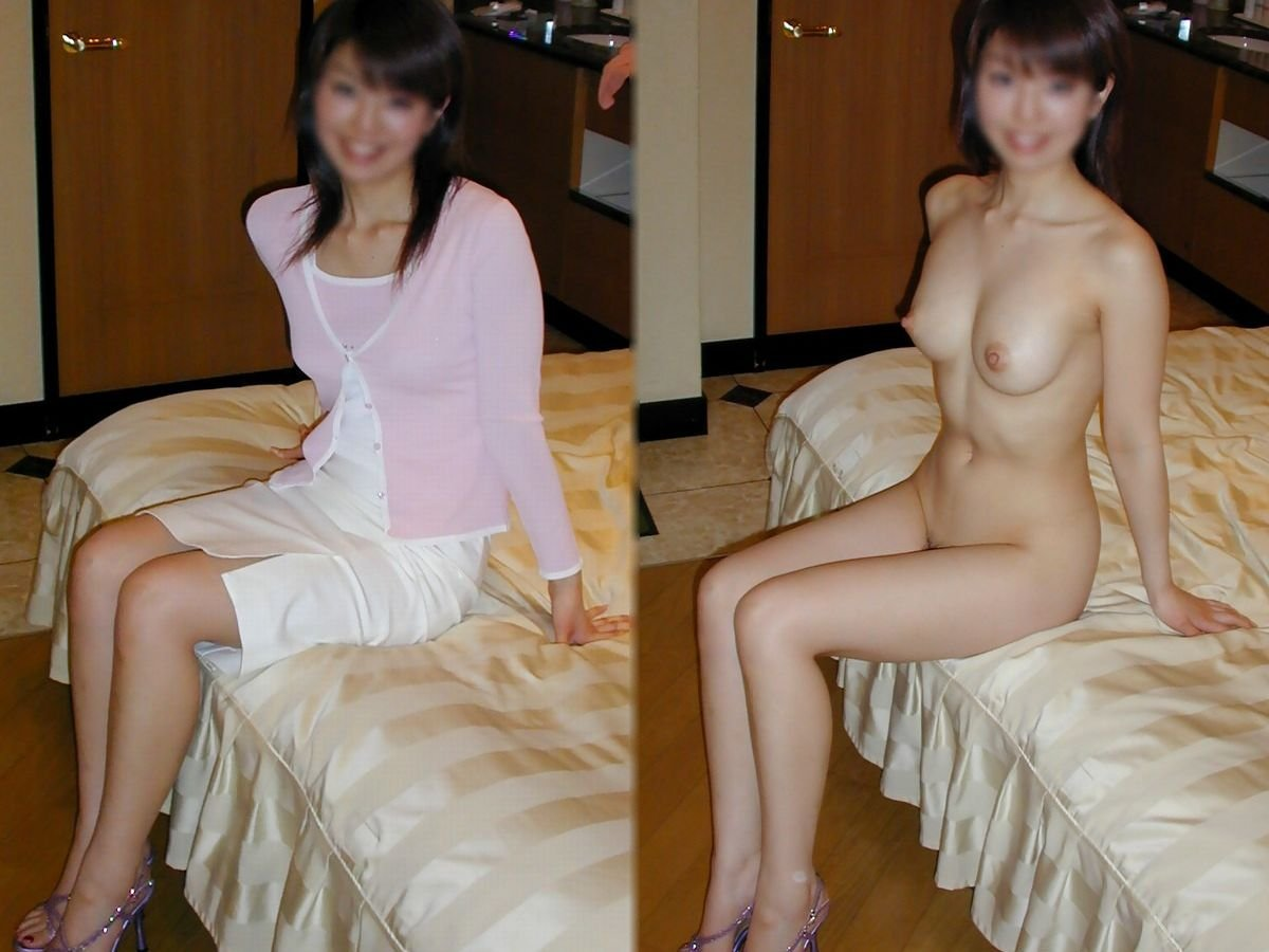 服を着た時と裸になった時を比べる (20)