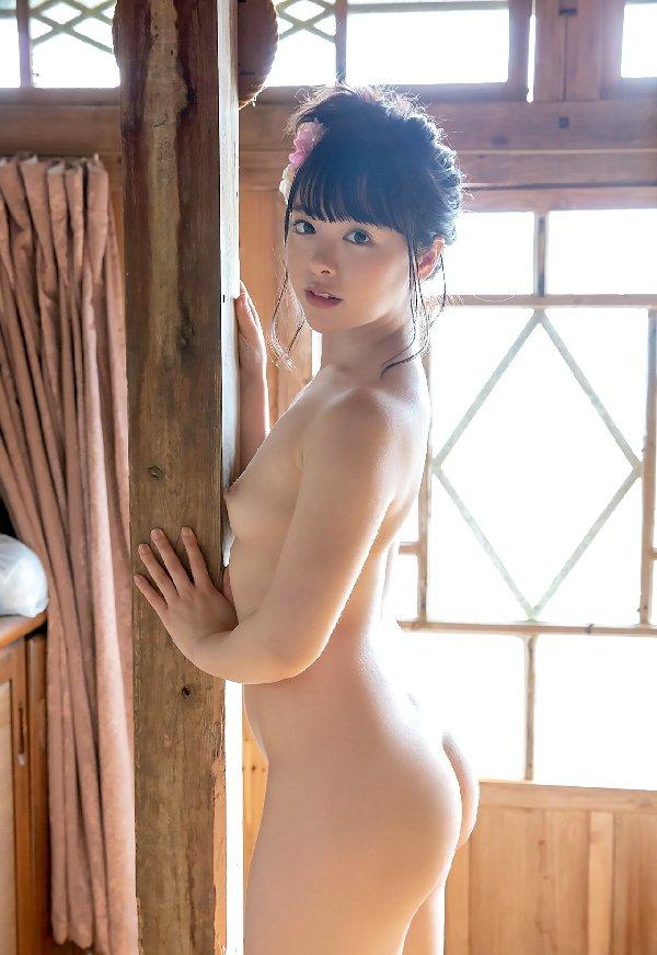 清楚な美少女の貧乳おっぱい (11)