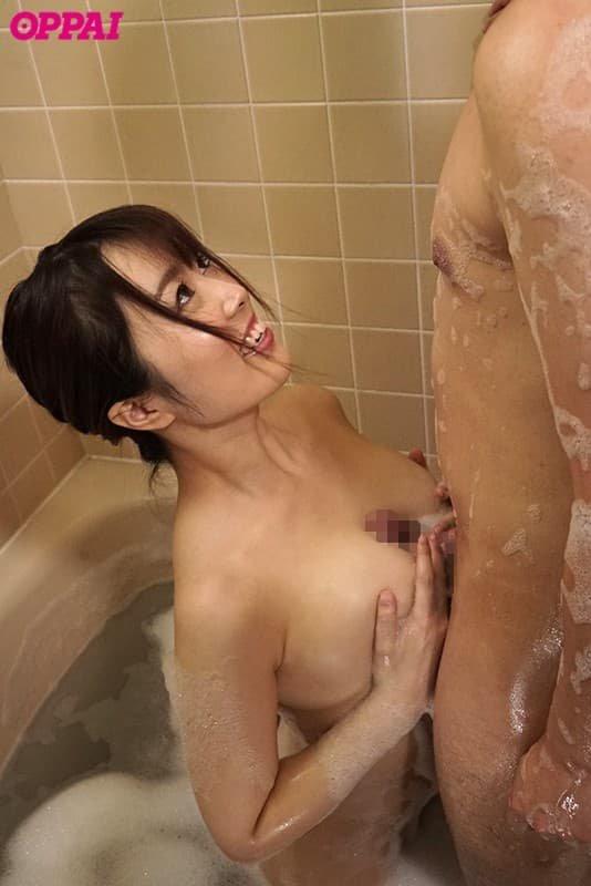 神乳ボディで至高のSEX、泡沫ゆうき (16)