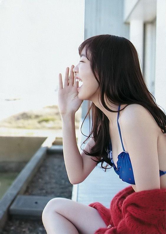 笑顔も可愛いスレンダーモデル、飯豊まりえ (9)