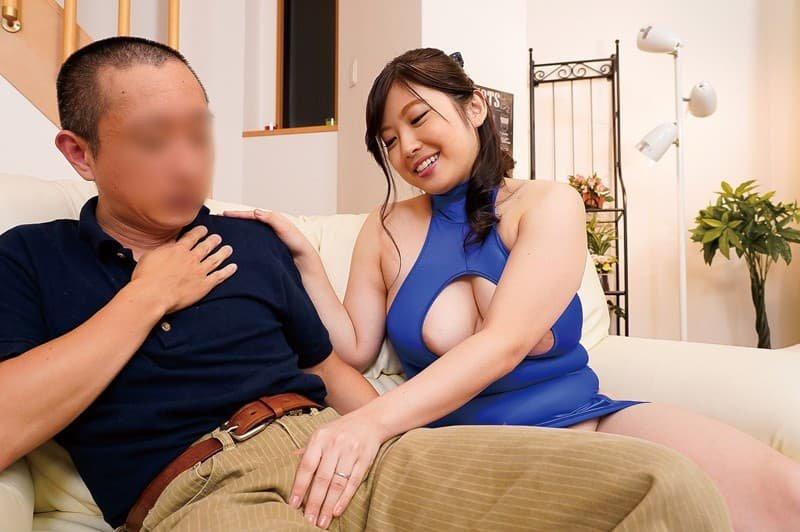 グラマラスボディで淫乱SEXする人妻、中村知恵 (8)