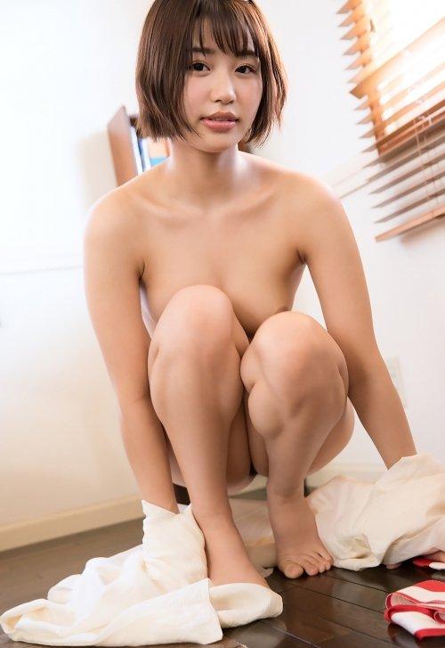 アイドル顔で奔放なSEX、唯井まひろ (4)