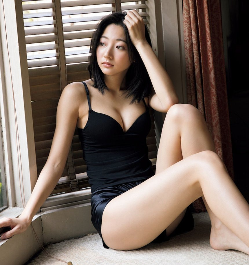 エッチで可愛い女優の水着姿、武田玲奈 (6)