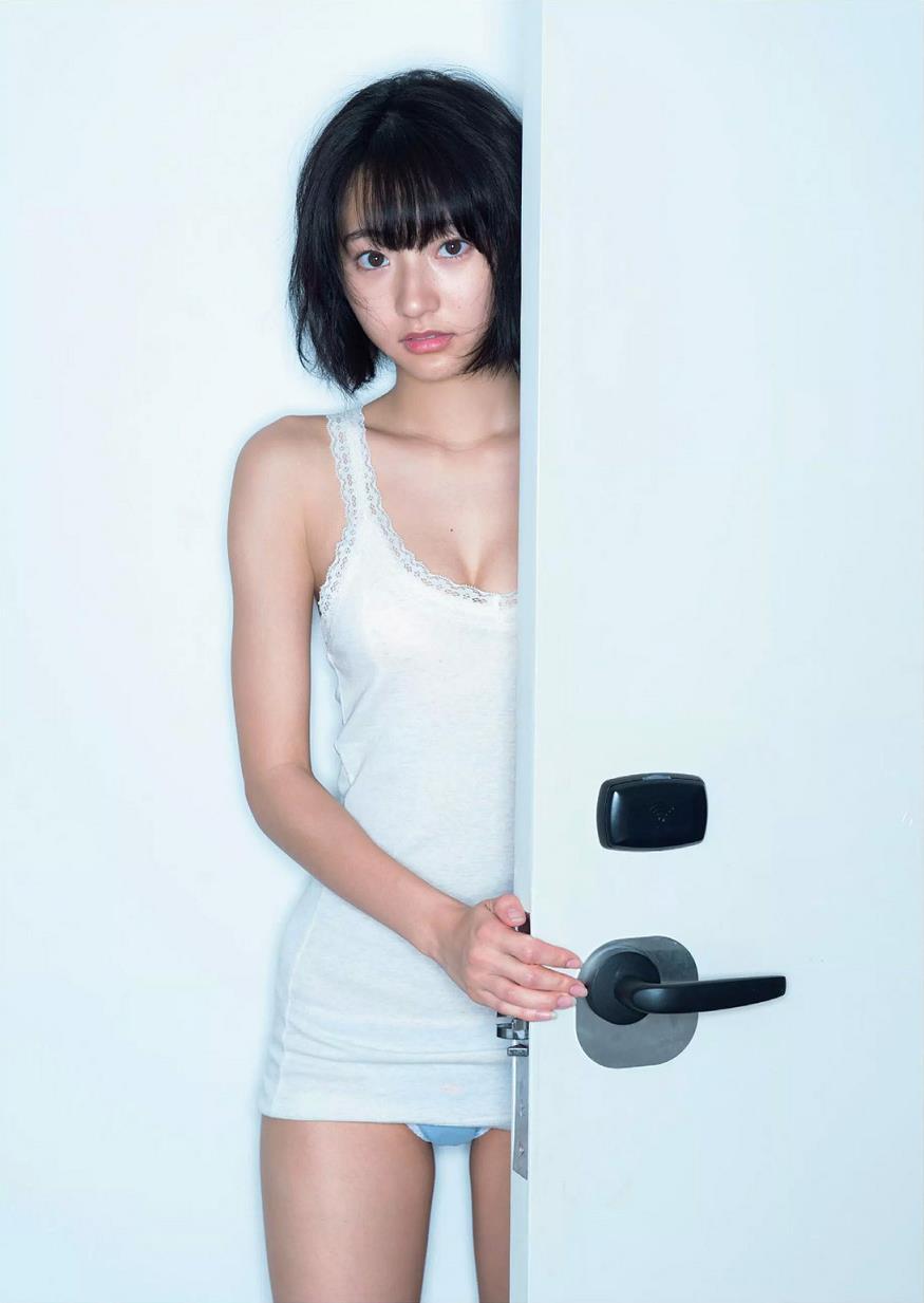 エッチで可愛い女優の水着姿、武田玲奈 (5)
