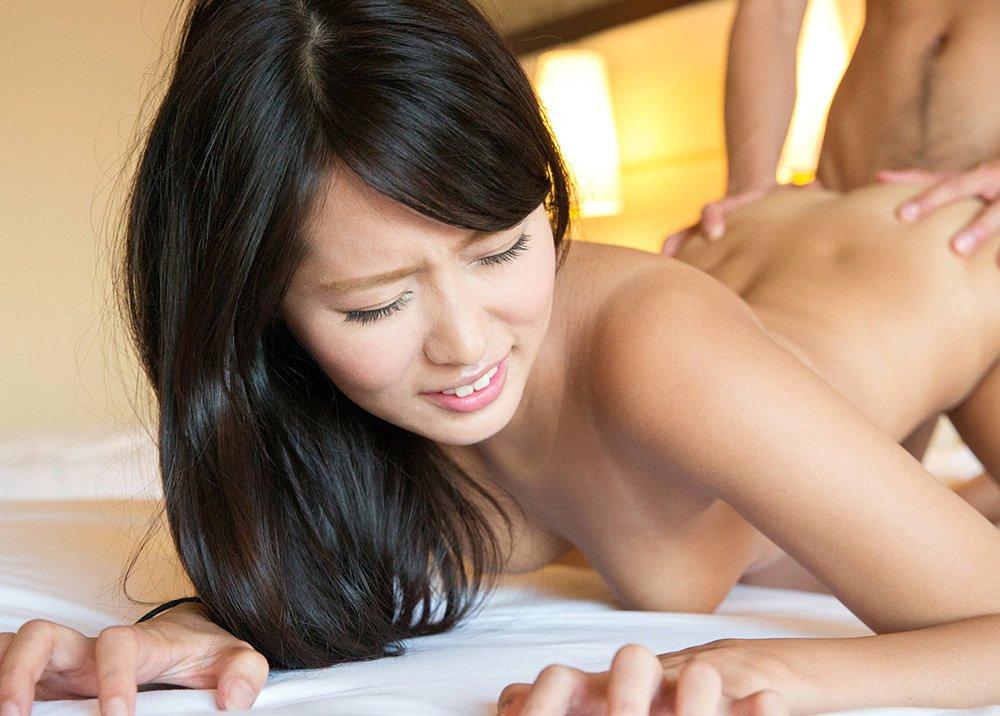 妖艶美女の濃厚SEX、通野未帆 (12)