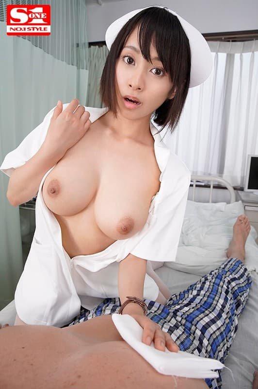 小柄で巨乳の美少女がパワフルSEX、逢見リカ (20)