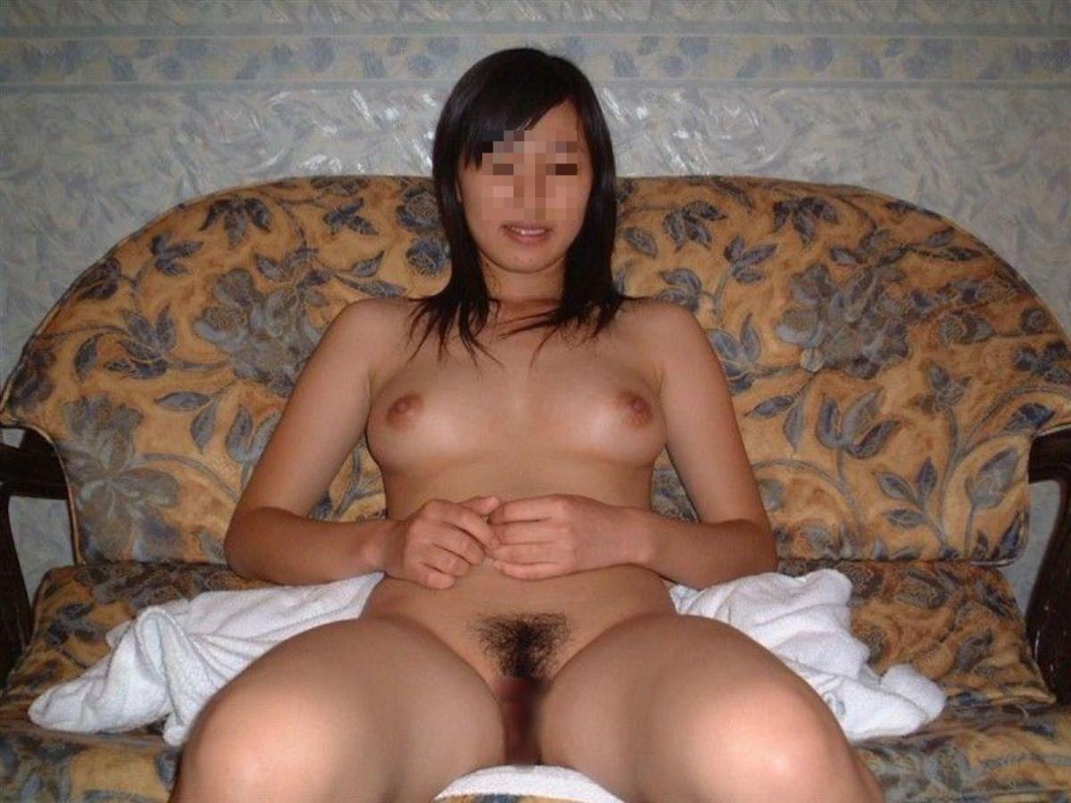素人ヌードをラブホテルで撮影 (2)