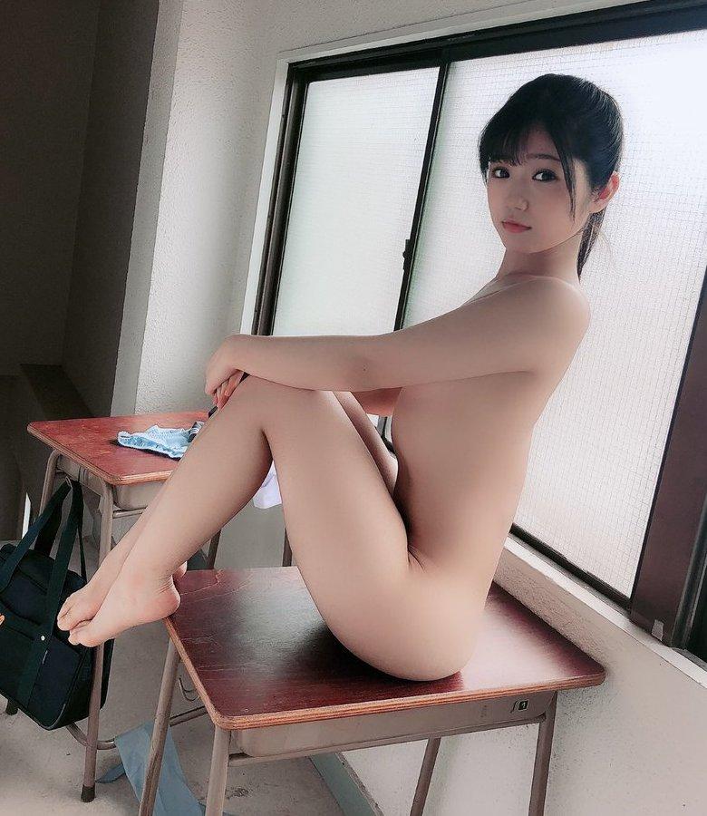 パイパン美少女の愛らしいSEX、有栖るる (3)