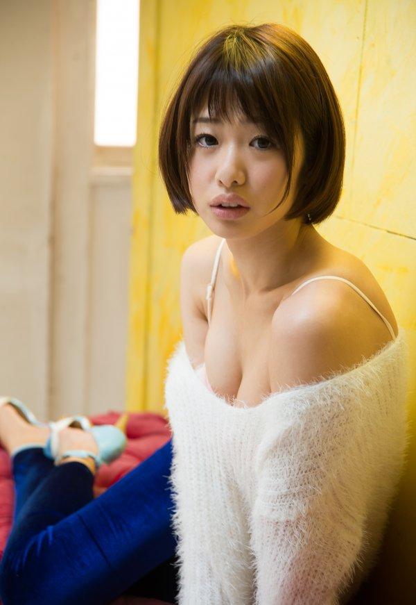 清楚系美女の全力SEX、川上奈々美 (2)