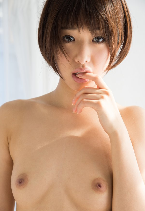 清楚系美女の全力SEX、川上奈々美 (12)