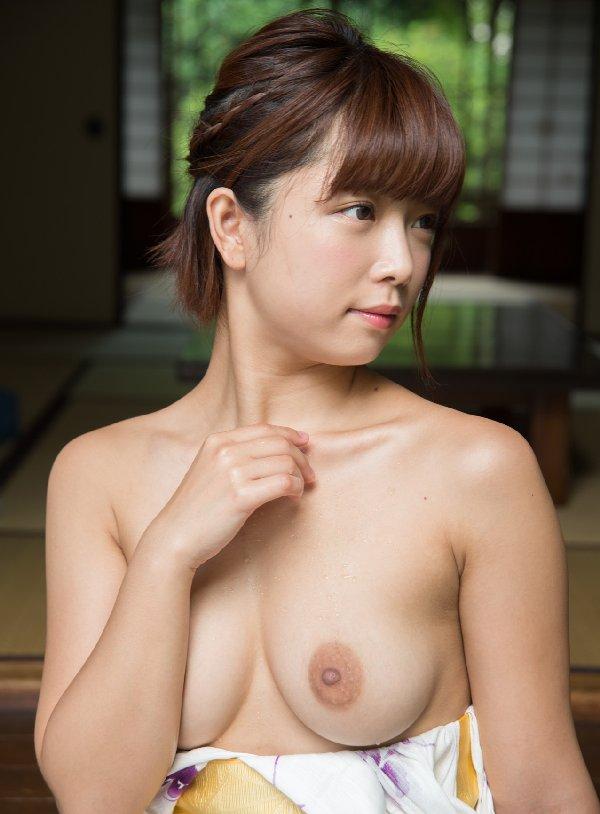 可愛くてエッチな淫乱美人、紗倉まな (9)