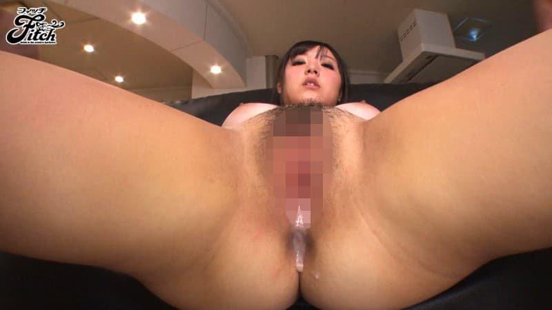 童顔爆乳な美女の快感SEX、椿織さとみ (16)