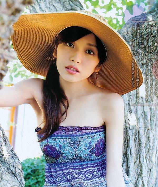 可愛さを失わない女優、宇野実彩子 (3)