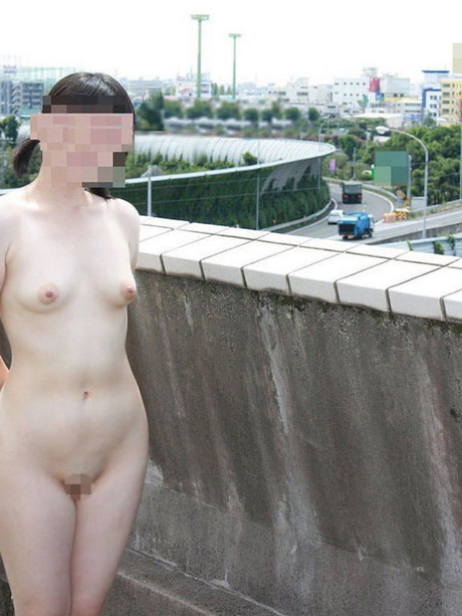 すぐ屋外で全裸になる露出狂 (20)