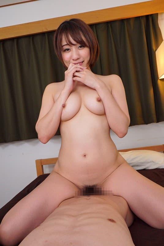 巨乳美少女の淫乱SEX、梨々花 (8)