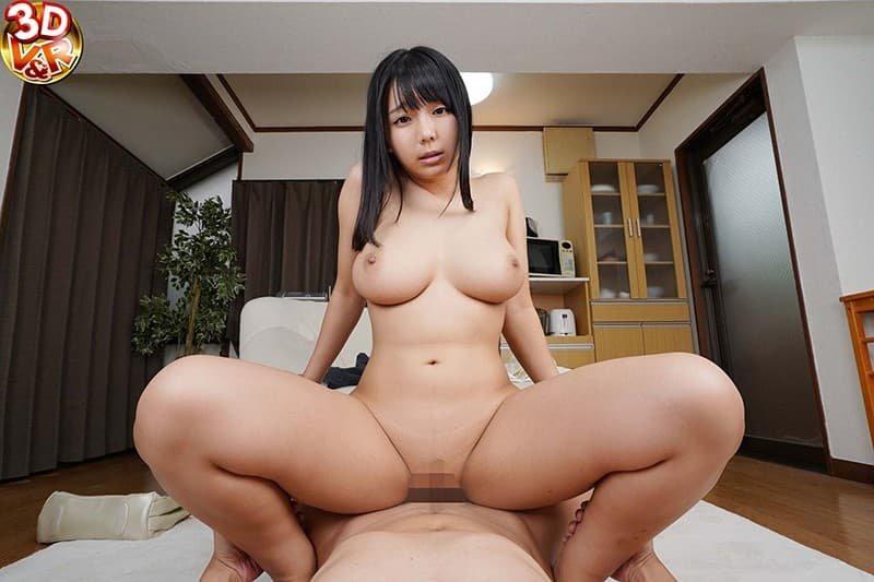 巨乳アイドルの覚醒SEX、稲場るか (20)
