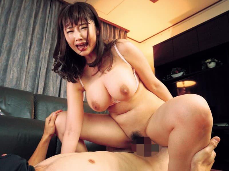 巨乳美人の濃厚SEX、霧島さくら (17)