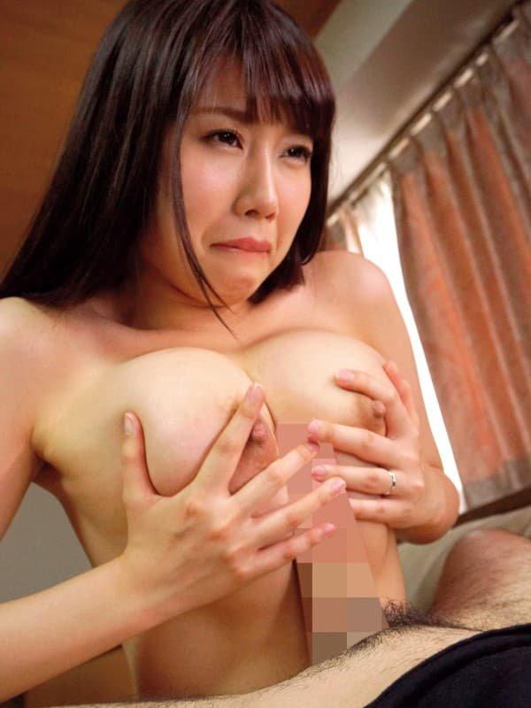 巨乳美人の濃厚SEX、霧島さくら (15)