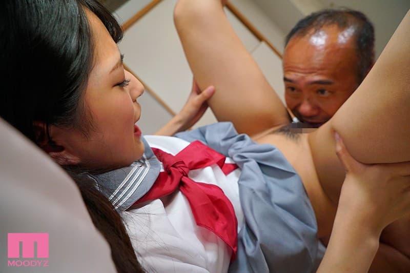 貧乳美少女の豪快SEX、渚みつき (8)