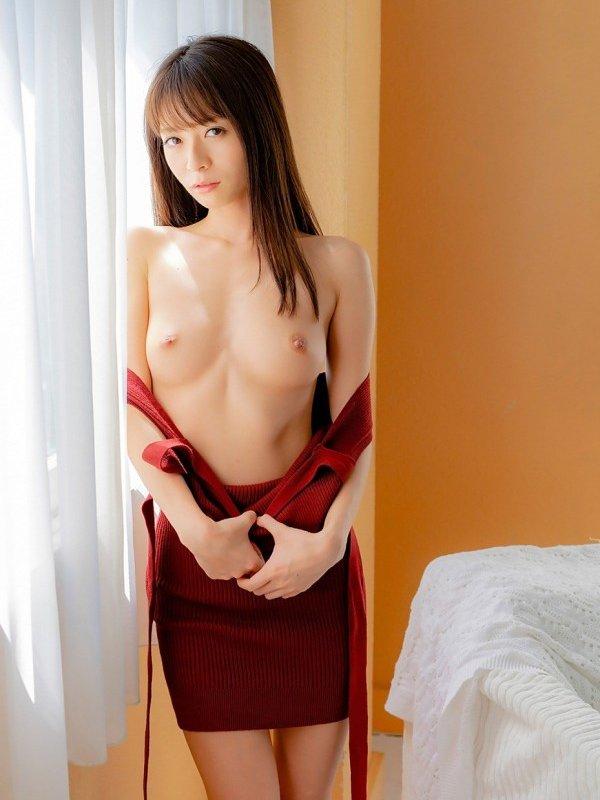 スレンダー美少女の可憐なSEX、野々浦暖 (5)
