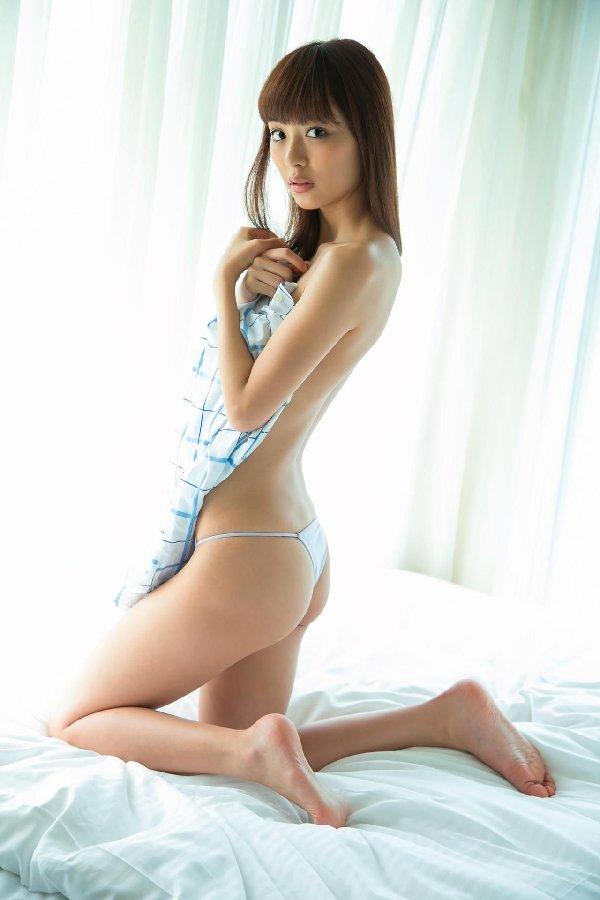 エロさと可愛さを併せ持つ女優、内田理央 (19)