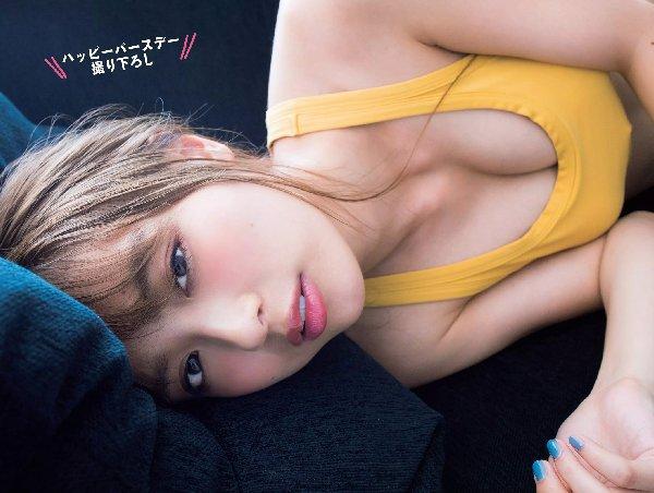 エロさと可愛さを併せ持つ女優、内田理央 (7)