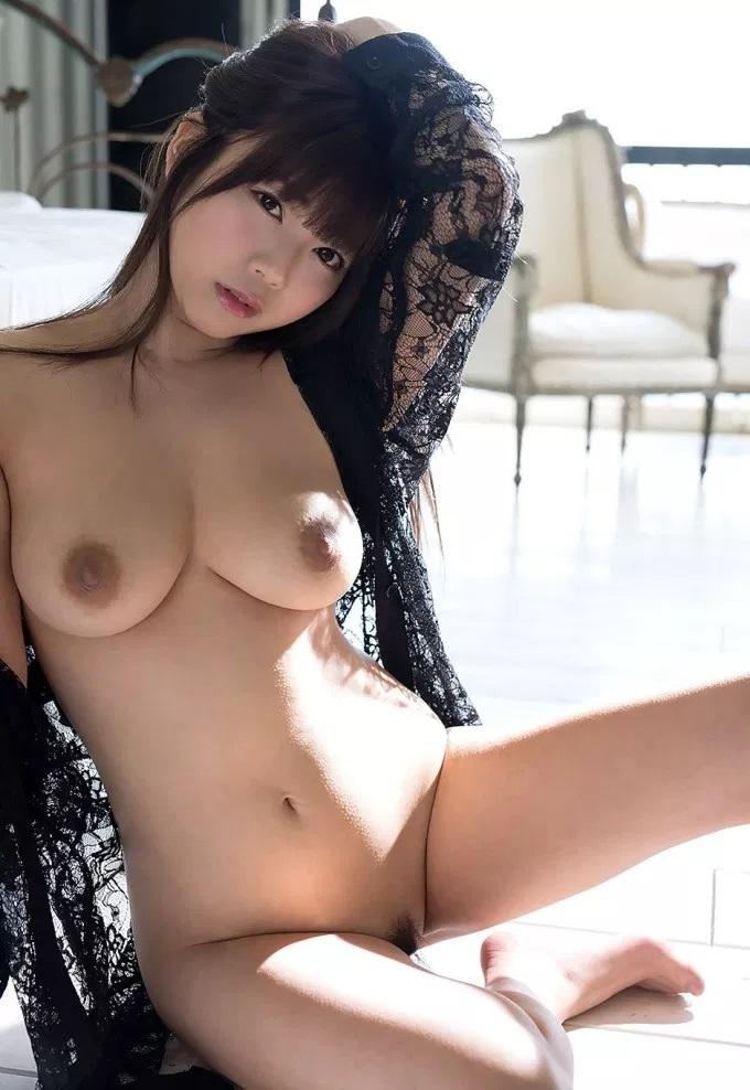 巨乳美少女の汗だくSEX、羽咲みはる (8)