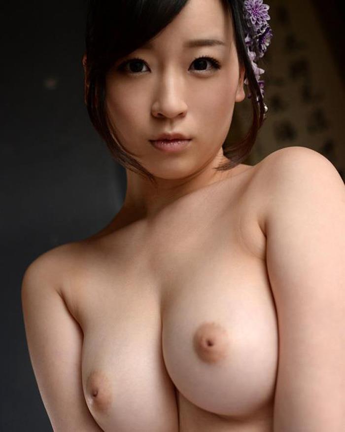 陥没乳頭のオッパイ (20)