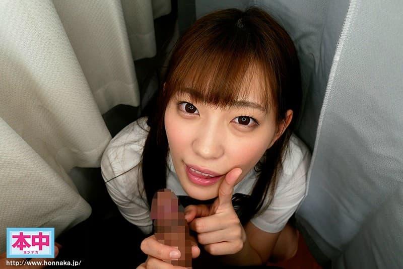 ダンスが得意な美少女の腰振りSEX、美谷朱里 (15)