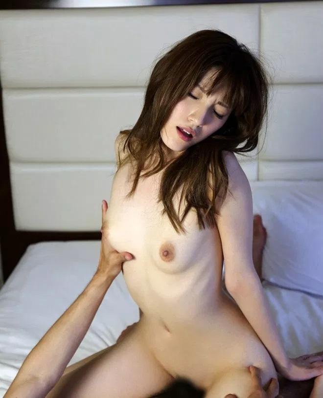 色白美人のハードなSEX、森沢かな (10)