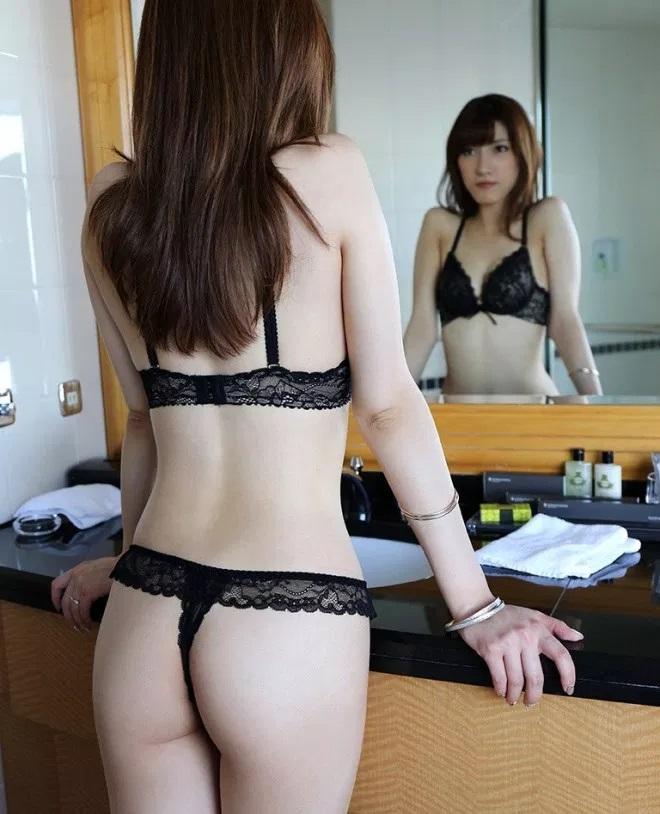 色白美人のハードなSEX、森沢かな (4)