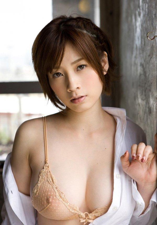 爆乳美女の豪快SEX、奥田咲 (5)