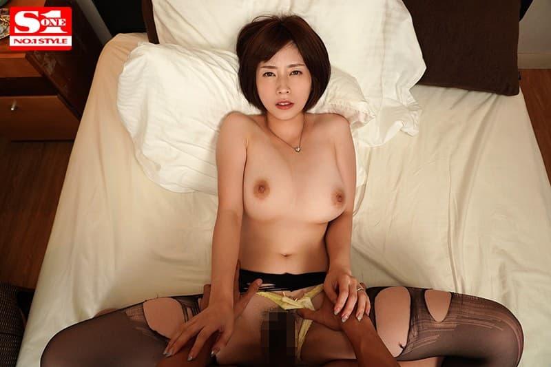 爆乳美女の豪快SEX、奥田咲 (15)