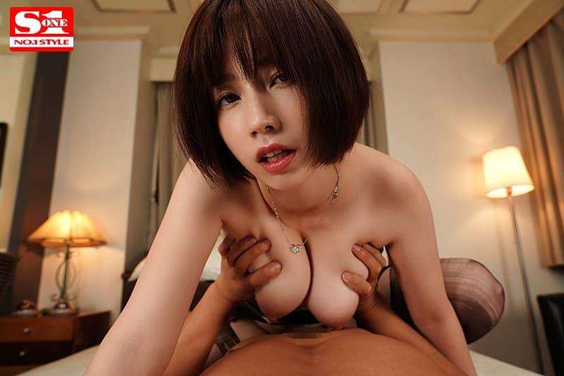 爆乳美女の豪快SEX、奥田咲 (16)