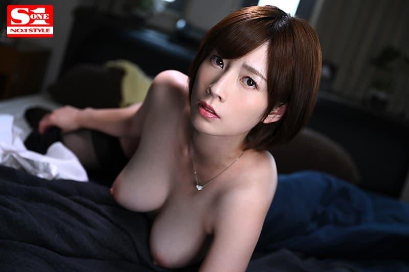 爆乳美女の豪快SEX、奥田咲 (11)