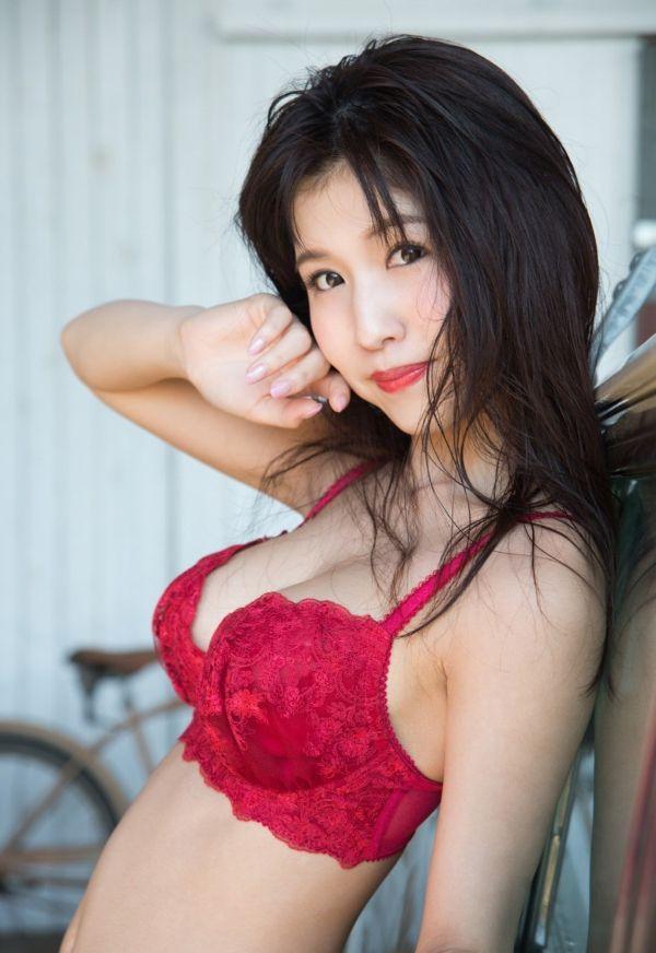 可愛いグラビアアイドルが本気のSEX、桜空もも (6)