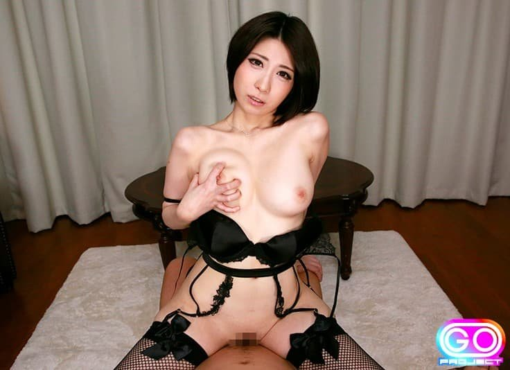 巨乳美人の濃厚SEX、鷹宮ゆい (7)