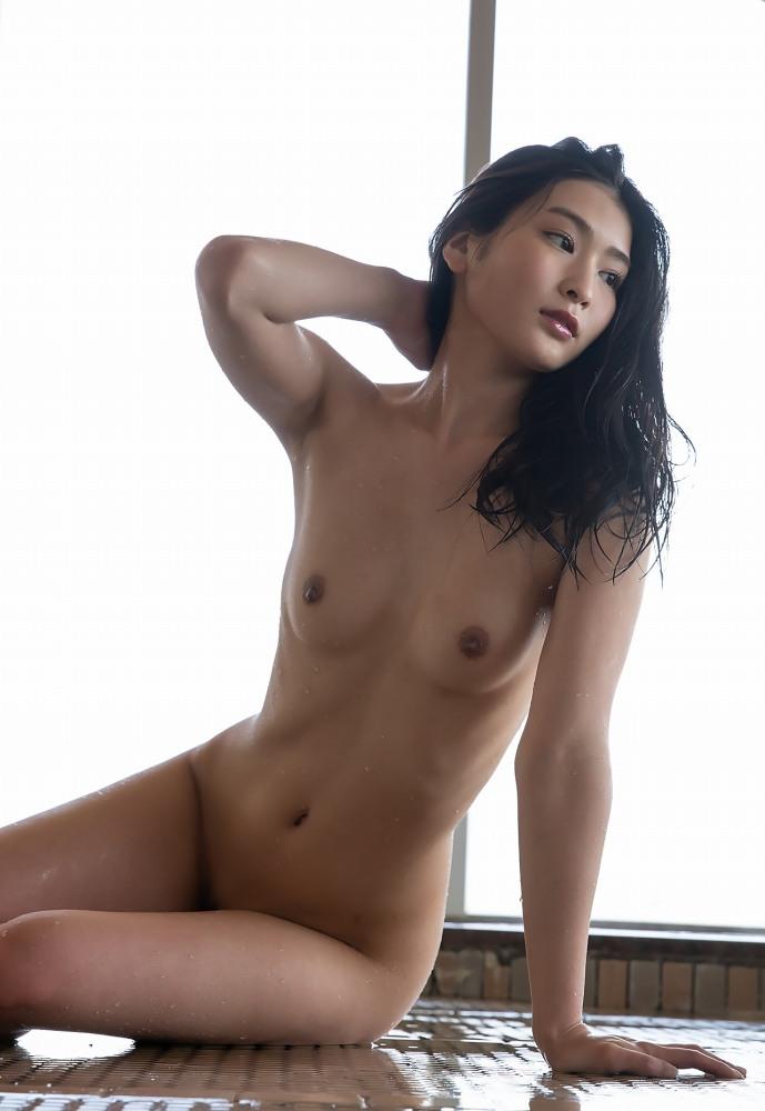芸能人のような美女の快感SEX、本庄鈴 (12)