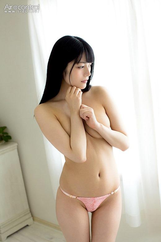 黒髪清楚な美少女の痴女SEX、楓カレン (7)