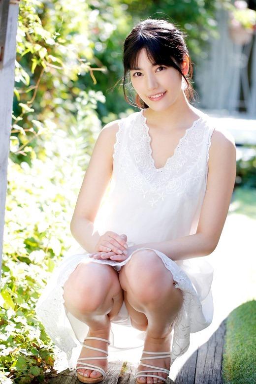 黒髪清楚な美少女の痴女SEX、楓カレン (2)