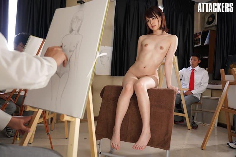 キュートな美少女の豪快SEX、二宮ひかり (13)