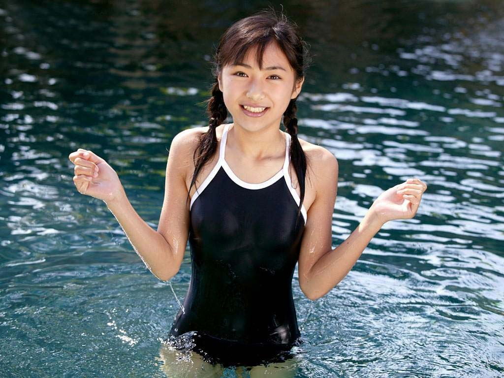 スクール水着や競泳水着がエロい (15)