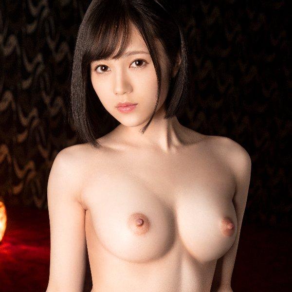 【涼森れむ】透明感あふれる美巨乳の超絶美少女が様々なコスプレで生中出し