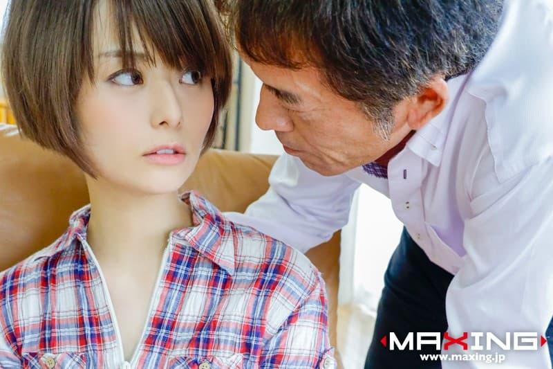 金髪美女の濃厚SEX、月乃ルナ (13)
